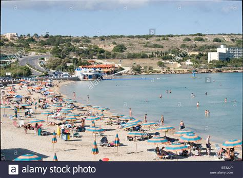 Mellieha Beach Stock Photos & Mellieha Beach Stock Images Alamy