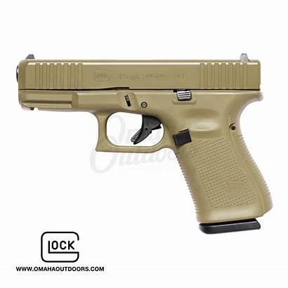 Glock Fde Gen 9mm Pistol Fs Rd