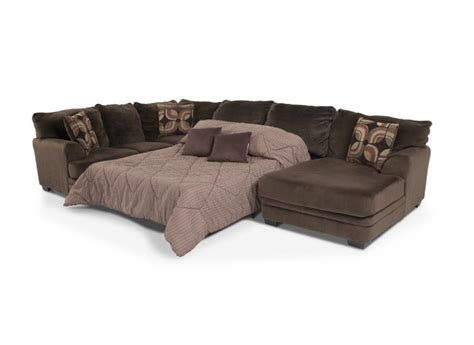 Sectional Sofas With Recliners And Sleeper by Top 20 Of 3 Sectional Sleeper Sofa