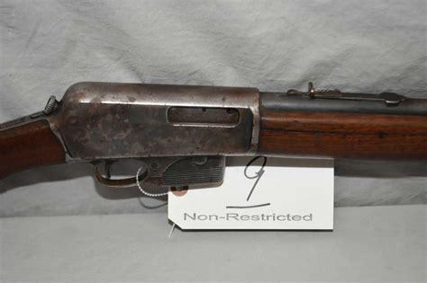 Winchester Model 1907 Sl 351 Sl Cal Semi Auto Rifle W 20