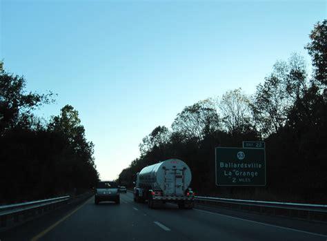 interstate  south la grange  louisville aaroads