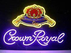 Crown Royal Neon Beer Sign Crown Royal Neon Beer Signs