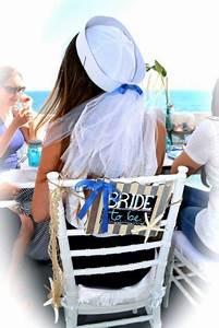 24 Chic Nautical Themed Bridal Shower Ideas - Weddingomania