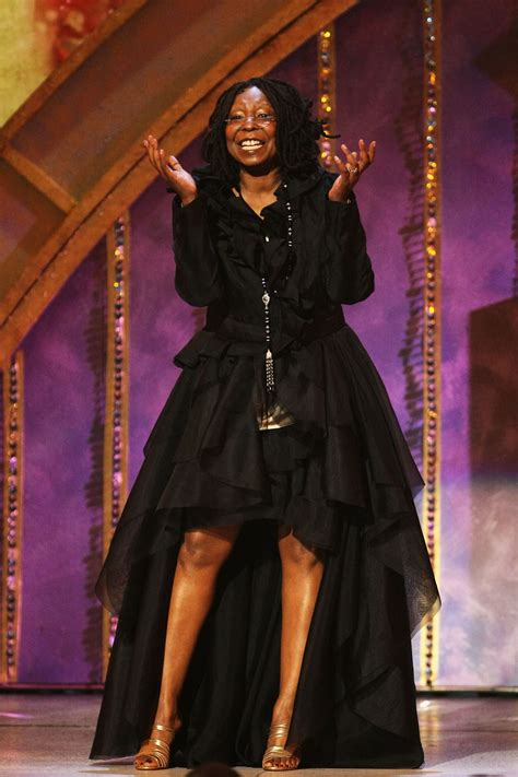 tony awards fug  fierce whoopi goldberg  fug
