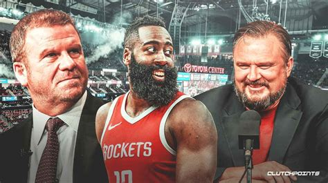 A JUICY RUMOR: NO WAY ROCKETS TRADE HARDEN TO SIXERS MOREY ...