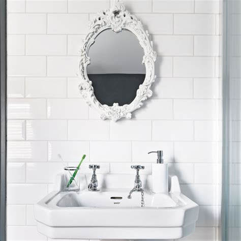 Period Bathroom Mirrors by Take A Look Inside This Period Meets Modern Bathroom