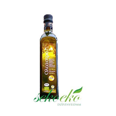 Oleastro BIO auksti spiesta olīveļļa Extra Virgin no ...