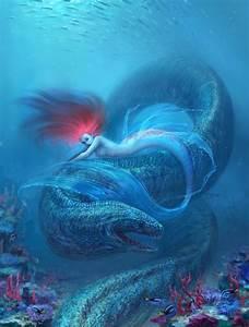 285 best Mermaids images on Pinterest   Mermaids, Under ...