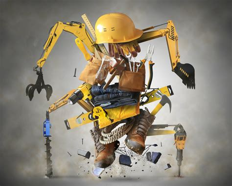 D N Construction by Construction Robots Will Change The Industry Forever