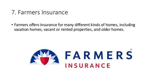 Top 5 Homeowners Insurance Companies Usa By Myseniorlives.com