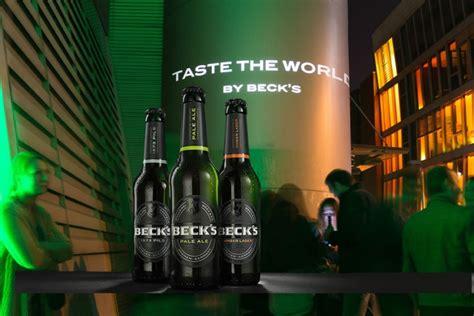 havas si e social beck s lancia taste the e le birre ispirate a
