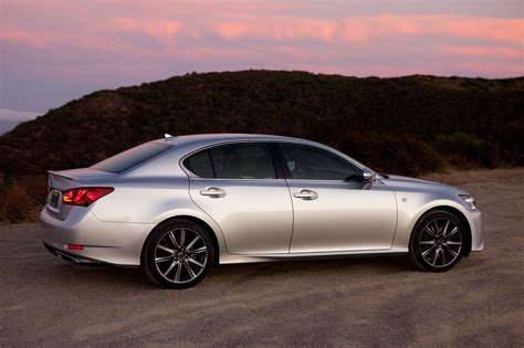 2018 Lexus Gs350 Reviews And Rating Motor Trend