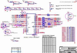 Dell Inspiron 1525 Motherboard Schematic Diagram