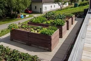 Hochbeet Im Garten : max hochbeet frische ideen f r ihren garten ~ Whattoseeinmadrid.com Haus und Dekorationen