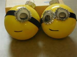my husband loves the minions from despicable me so i made him these for christmas think he ll