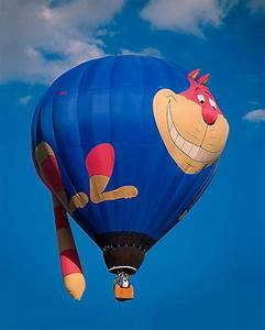 Funny And Cute Hot Air Balloons | Weirdomatic