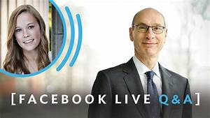 President Wippman To Field Questions on Facebook Live ...