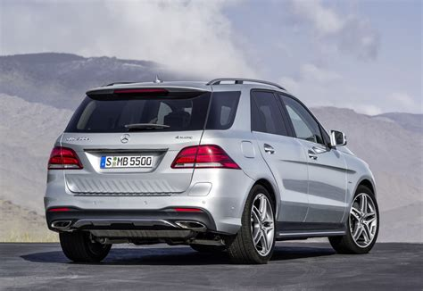 Modifikasi Mercedes Gle Class by Mercedes Gle Class 4x4 2015 2019 Photos Parkers