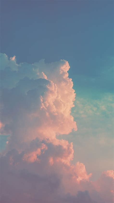 Clouds Aesthetic Tumblr Wallpapers Top Free Clouds