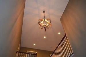 2 Story Foyer Chandelier Modern Ideas Home Design 2
