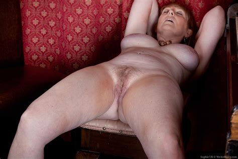 Pinkfineart Sophie Uk Hairy Mature From Wearehairy