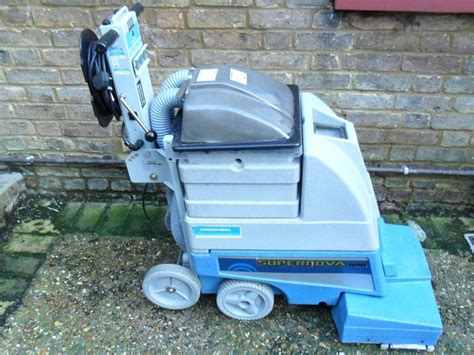 Carpet And Upholstery Cleaner Machines by Prochem Supernova 800 Professional Carpet Floor And