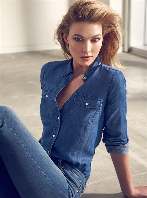 Karlie Kloss  Fierce And Fabulous  Playsuits And More