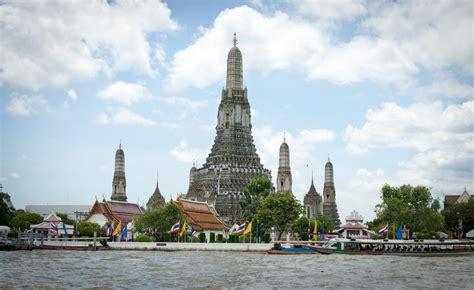 Temple Of Dawn Wat Arun Gobangkokasia