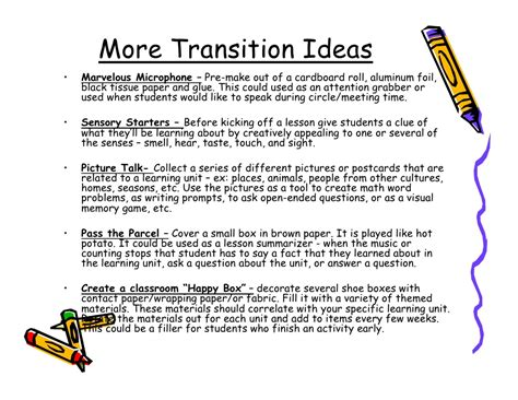 transition activities for preschool children classroom transitions 176