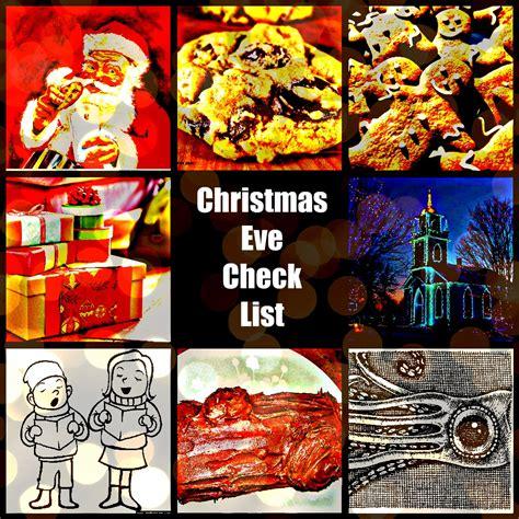 advent shadowbox christmas eve checklist the lunchbox