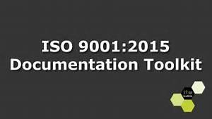 iso 90012015 documentation toolkit youtube With iso 9001 documentation toolkit