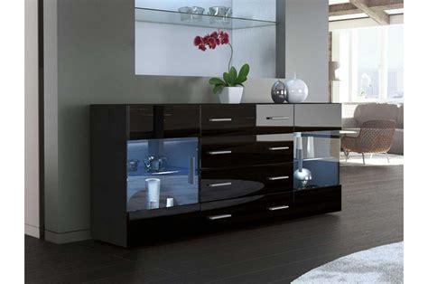 porte en verre pour meuble de cuisine rponse meuble buffet meuble buffet moderne noir portes en