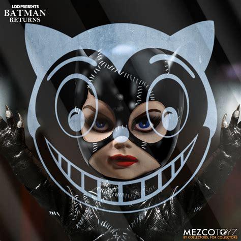living dead dolls presents batman returns catwoman