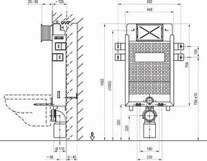 Dimension Wc Suspendu : dimension wc suspendu pas cher ~ Premium-room.com Idées de Décoration