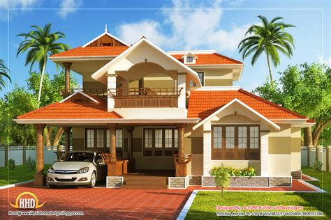 kerala style traditional house  sq ft indian