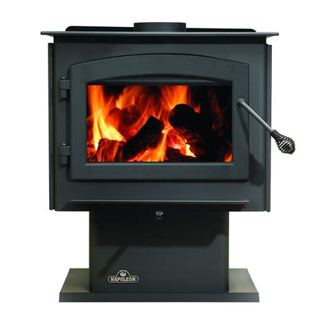 Napoleon Independence 1450m Wood Pedestal Stove W Door