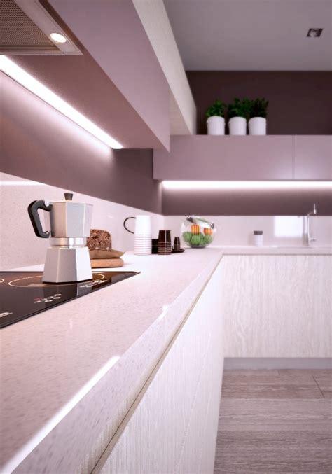 eclairage led cuisine plan travail éclairage led indirect 75 idées pour toutes les pièces