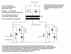 12v Dc To 220v Ac Inverter  U2013 Circuit Wiring Diagrams