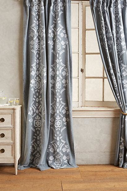 plum  bow grey ruffle gauze curtain