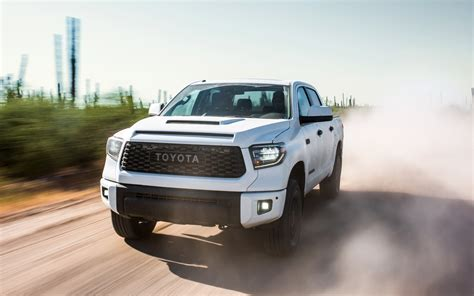 2019 Toyota Tundra Trd Pro Bows In Chicago  The Car Guide
