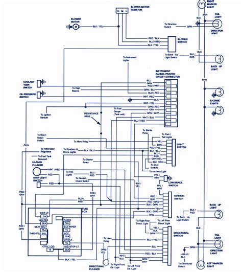 Ford Bronco Wiring Diagram Auto Diagrams