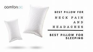 best tempurpedic pillow for neck pain roselawnlutheran With best pillow for neck pain and headaches