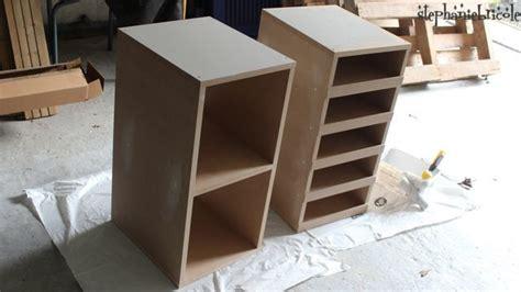 fabriquer un bureau beeindruckend comment fabriquer un bureau en bois on