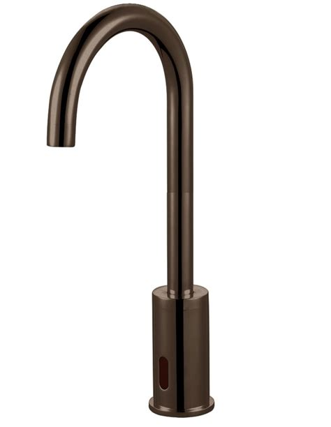 automatic kitchen faucet goose neck automatic touchless faucets free