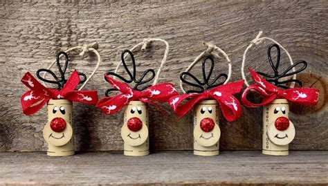 christmas cork idea images 217 best a bit of cork images on