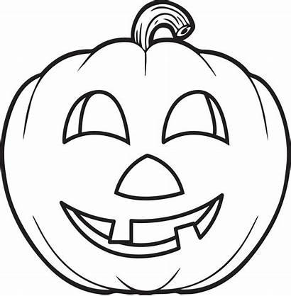 Pumpkin Coloring Printable