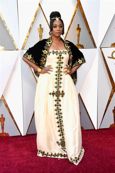 tiffany haddish roots tiffany haddish wore a stunning oscars gown to honor her