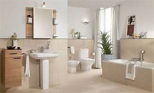 Bad Halbhoch Fliesen : elegant ceramic tile bathroom design home interiors ~ A.2002-acura-tl-radio.info Haus und Dekorationen