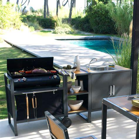cuisine d été castorama cuisines d été et grillades inspiration cuisine
