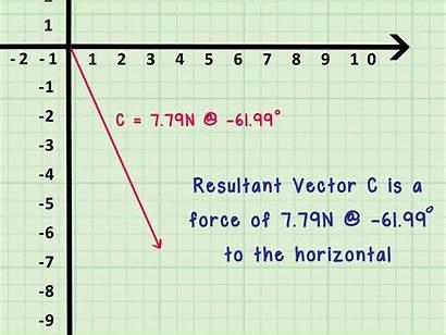 Vectors Subtract Step Wikihow Ways